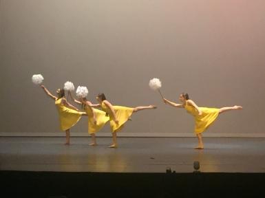 Student Choreography Showcase(2)